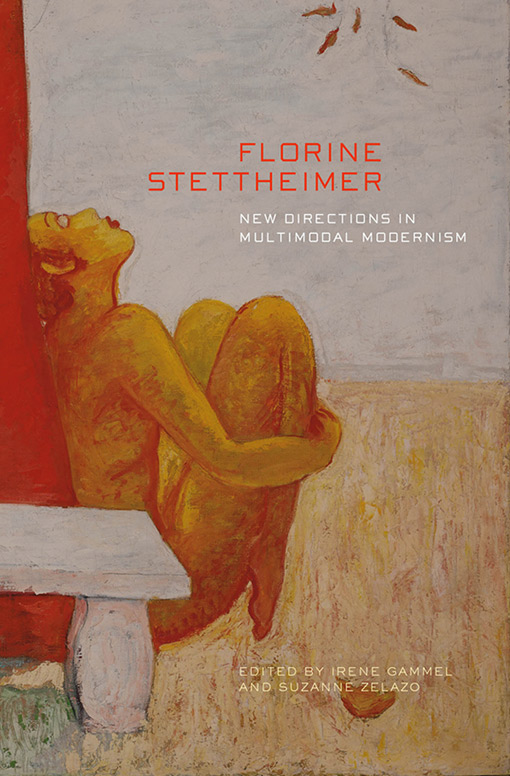 Book cover of Suzanne Zelazo's Florine Stettheimer: New Directions in Multimodal Modernism