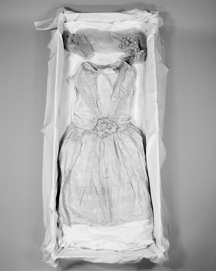 Wilkie Wedding Gown Front, 2019