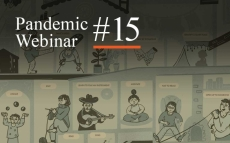 Pandemic Webinar #15: Pandemic Comics and COVID-19