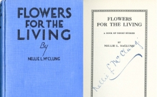 Poets' Souls Reunited: Two Nellie McClung Mementoes Donated to MLC Collections