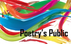 Poetry's Public, a LIVE Transatlantic Video-link across Five Universities