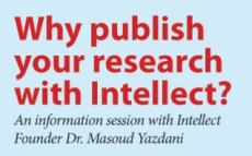 Why publish your research with Intellect?