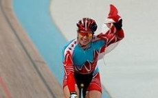 Lori-Ann Muenzer, Olympic Gold Medal Winner (cycling)