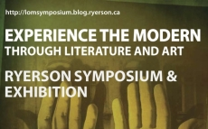 Call for Papers - Literatures of Modernity Symposium