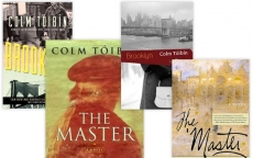 """Track your daily word count on your wall"" : Colm Tóibín's Surprising Master Class"