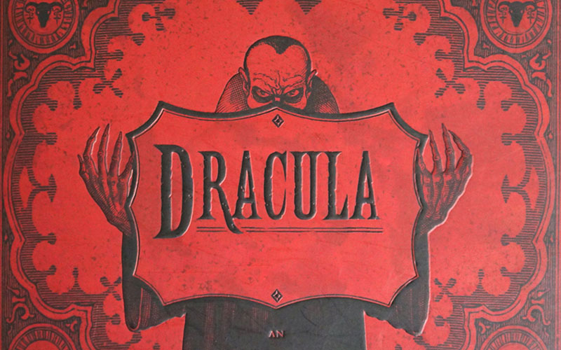 Books with a Bite: Dracula Expert Donates Vampire Collection
