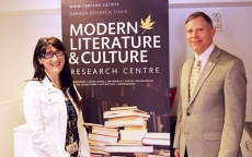 SSHRC President, Dr. Chad Gaffield, Visits the MLC