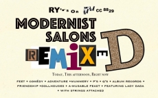 Modernist Salons Remixed: Photo Gallery, Spring 2017