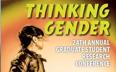 Chelsea Olsen Presents her MRP Research at Thinking Gender Graduate Student Conference at UCLA in LA