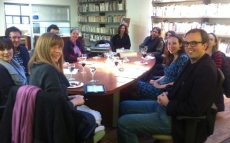 First Meeting of the Toronto Performance Studies Working Group a Great Success
