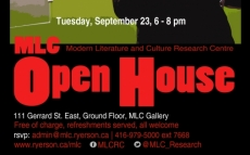 MLC Open House 14 on September 23, 6:00PM